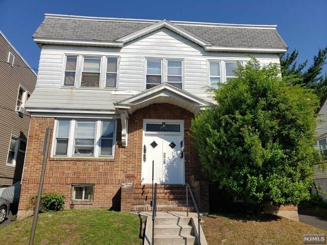 291 Vermont Avenue, Irvington, NJ 07111 (MLS #21024125) :: The Sikora Group