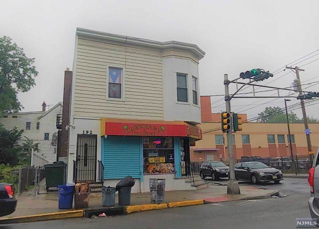 192 Orange Avenue, Irvington, NJ 07111 (MLS #21024574) :: Team Francesco/Christie's International Real Estate