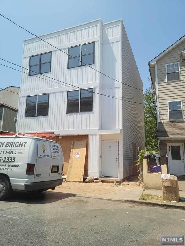 580 E 23rd Street, Paterson, NJ 07514 (MLS #21024614) :: Team Francesco/Christie's International Real Estate
