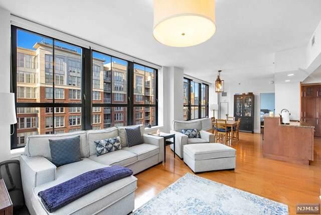 1025 Maxwell Lane #911, Hoboken, NJ 07030 (#21024761) :: United Real Estate