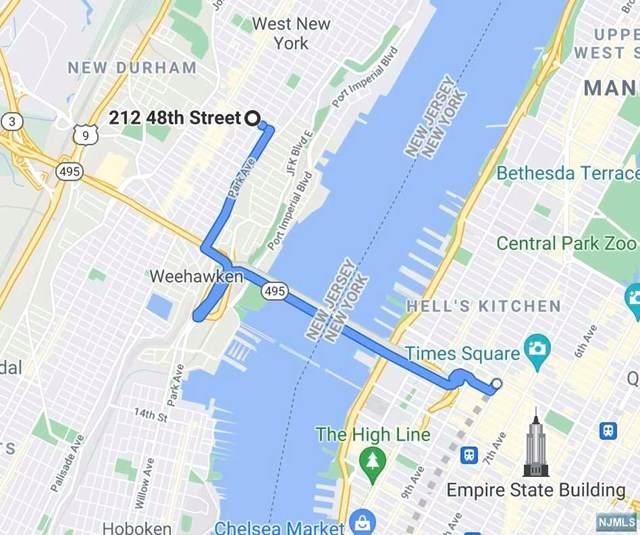212 48th Street #4, Union City, NJ 07087 (MLS #21024929) :: Corcoran Baer & McIntosh
