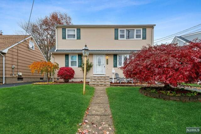 18 Donna Drive, Wood Ridge, NJ 07075 (#21025142) :: United Real Estate