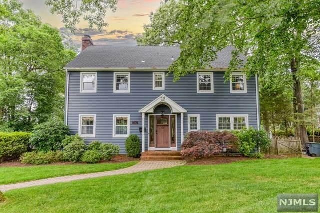 39 Ridge Road, Roseland, NJ 07068 (MLS #21025698) :: Corcoran Baer & McIntosh