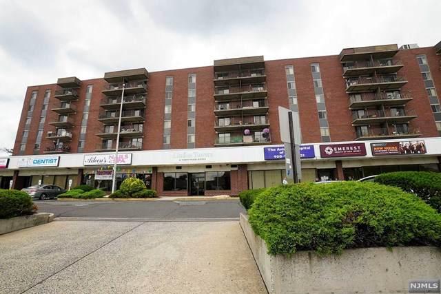 10 N Wood Avenue #516, Linden, NJ 07036 (MLS #21026472) :: Kiliszek Real Estate Experts