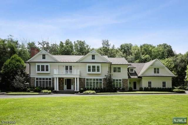 22 Country Drive, Harding Township, NJ 07976 (#21028121) :: United Real Estate