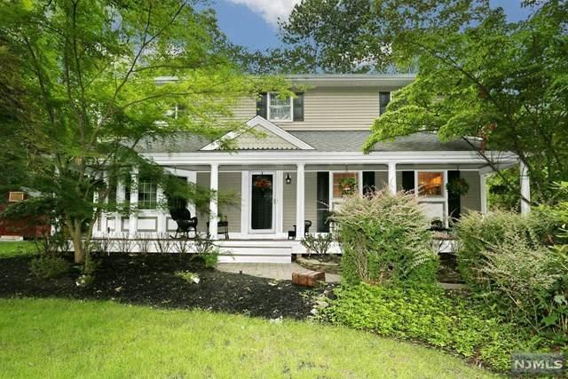 460 Hillside Avenue, Allendale, NJ 07401 (MLS #21028390) :: Howard Hanna | Rand Realty