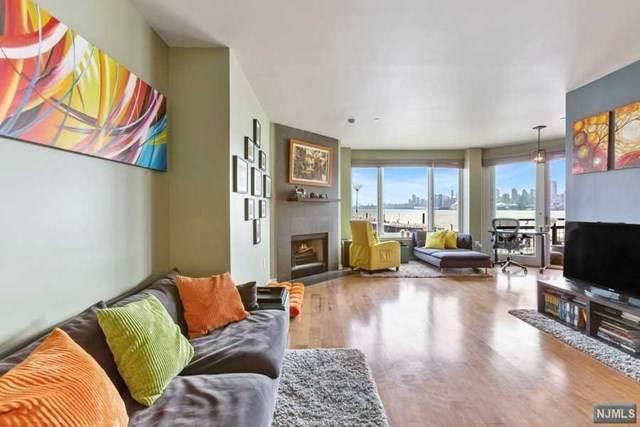 600 Harbor Boulevard #871, Weehawken, NJ 07086 (#21029615) :: United Real Estate