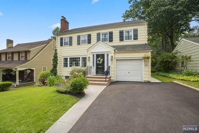 45 Howard Street, Verona, NJ 07044 (MLS #21029674) :: The Dekanski Home Selling Team