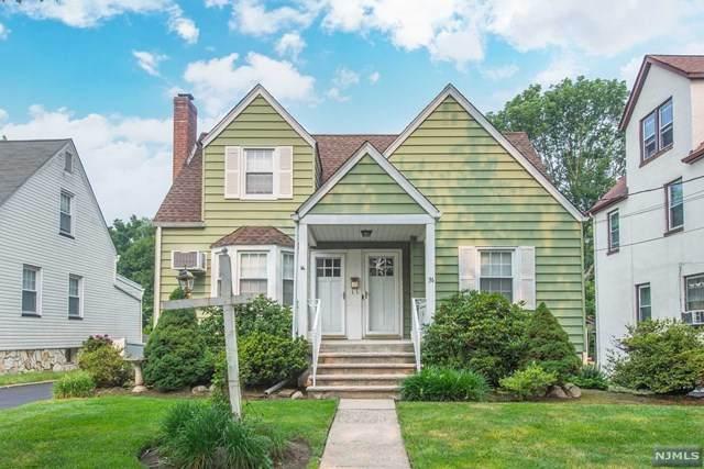 36 Derwent Avenue, Verona, NJ 07044 (MLS #21029717) :: The Dekanski Home Selling Team
