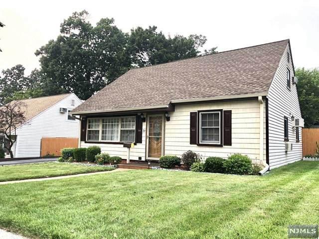 34 Clara Place, Cedar Grove, NJ 07009 (MLS #21029902) :: Howard Hanna | Rand Realty