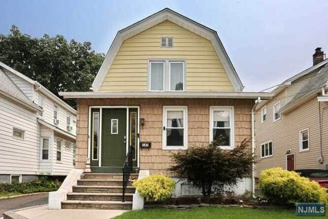 141 Fern Avenue, Lyndhurst, NJ 07071 (MLS #21029916) :: Howard Hanna Rand Realty