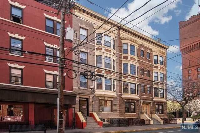 4110 Park Avenue #3, Weehawken, NJ 07086 (MLS #21029945) :: Howard Hanna Rand Realty