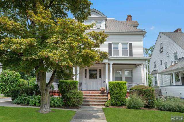 214 Walnut Street, Montclair, NJ 07042 (MLS #21030146) :: The Sikora Group