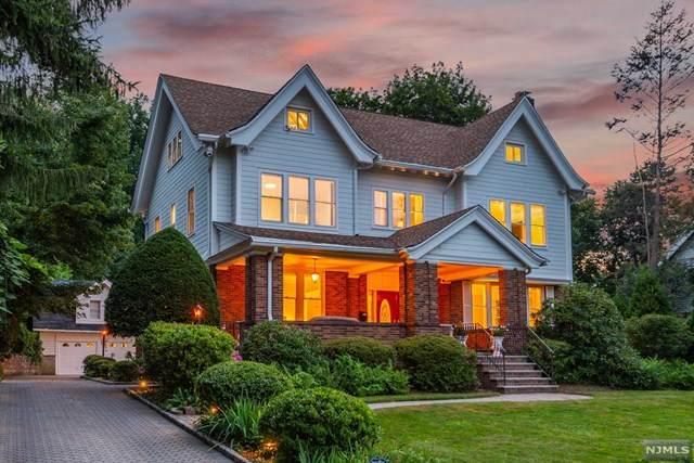 268 Orange Road, Montclair, NJ 07042 (MLS #21030282) :: The Sikora Group