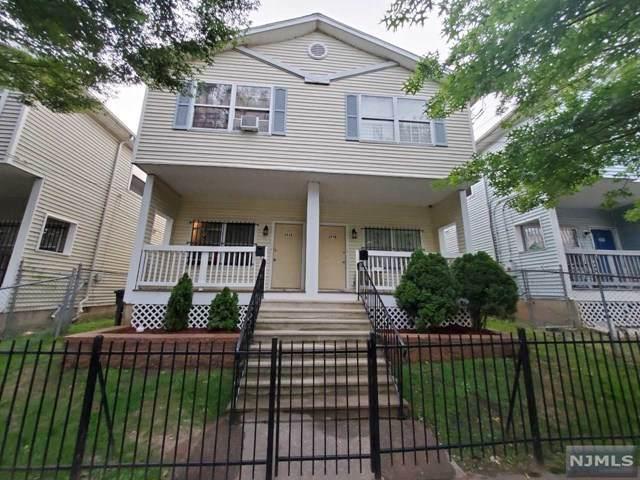 293 Hunterdon Street, Newark, NJ 07103 (MLS #21030397) :: The Sikora Group