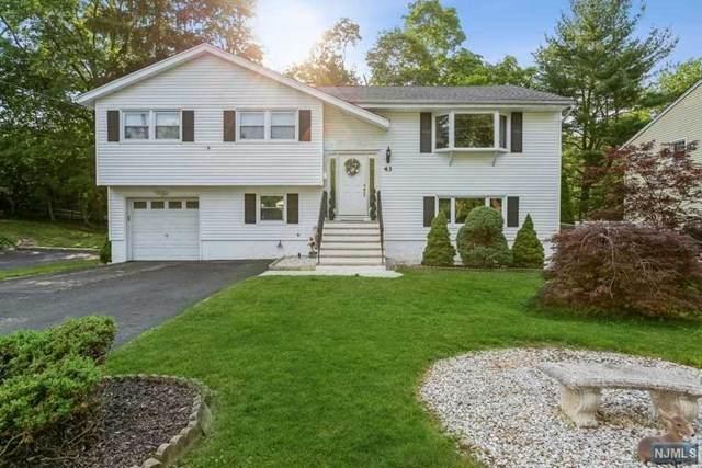 43 Fitzgerald Avenue, Westwood, NJ 07675 (#21030500) :: United Real Estate