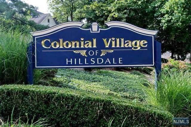 20 Colonial Village Drive, Hillsdale, NJ 07642 (MLS #21031111) :: The Sikora Group