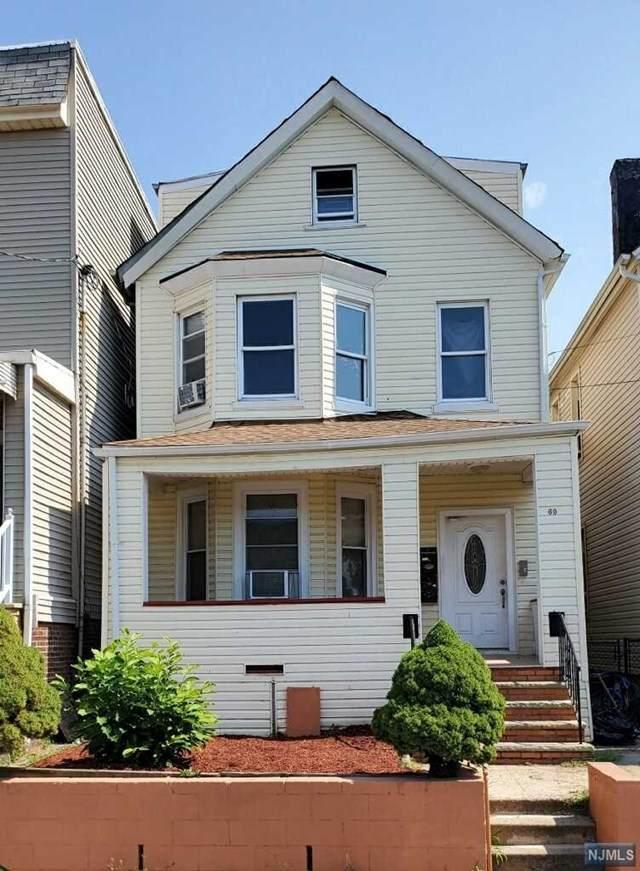 69 W 26th Street, Bayonne, NJ 07002 (MLS #21031195) :: Kiliszek Real Estate Experts
