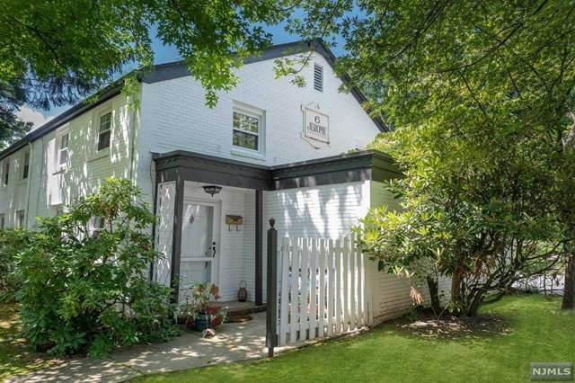 6 Jerome Place #1, Montclair, NJ 07043 (MLS #21031370) :: Team Braconi | Christie's International Real Estate | Northern New Jersey
