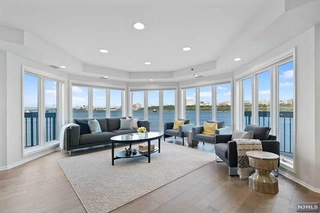 401 Jefferson Court #401, Edgewater, NJ 07020 (#21031822) :: United Real Estate