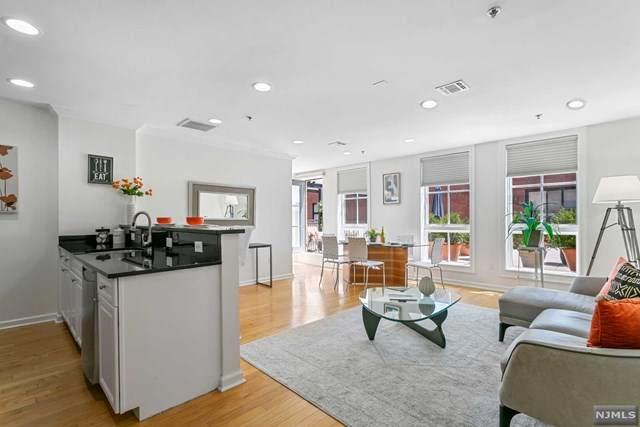 659 1st Street #508, Hoboken, NJ 07030 (MLS #21031962) :: The Sikora Group