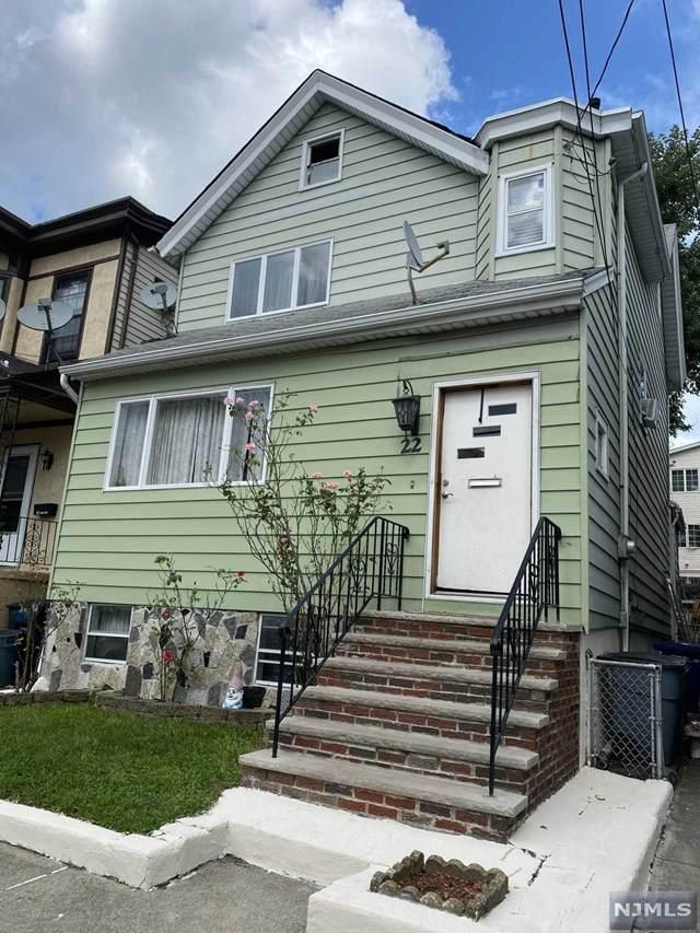 22 Cambridge Avenue, Garfield, NJ 07026 (MLS #21032053) :: The Sikora Group
