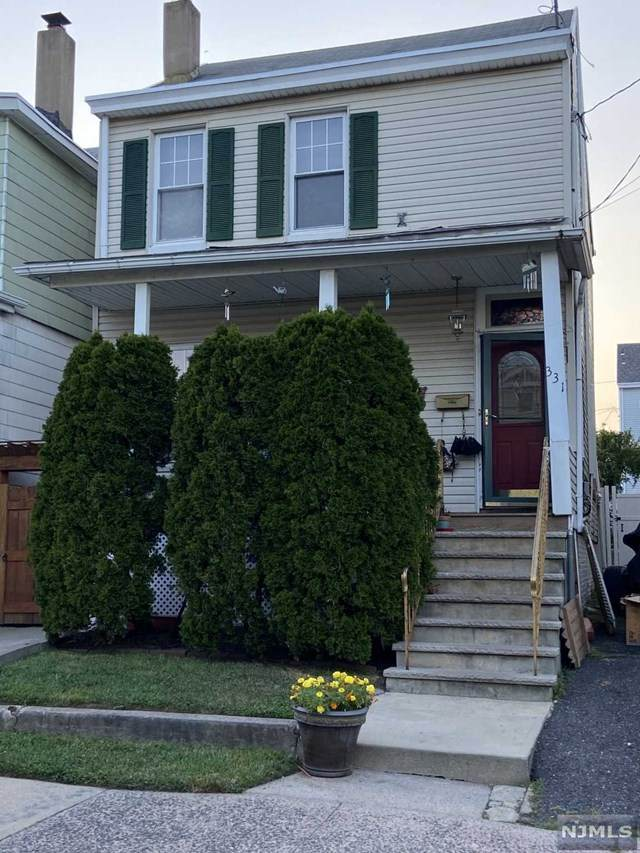 331 N 9th Street, Prospect Park, NJ 07508 (#21032289) :: NJJoe Group at Keller Williams Park Views Realty