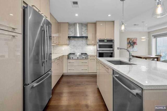100 Eton Row #203, Weehawken, NJ 07086 (MLS #21036354) :: Team Braconi   Christie's International Real Estate   Northern New Jersey
