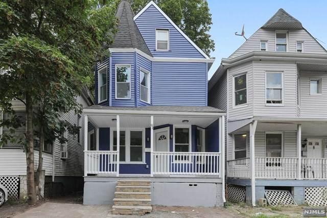 91 N 16th Street, East Orange, NJ 07017 (MLS #21036398) :: Team Braconi | Christie's International Real Estate | Northern New Jersey