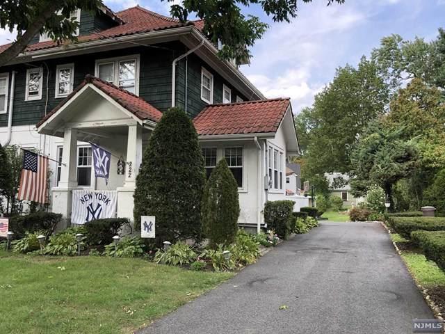 222 Washington Avenue, Westwood, NJ 07675 (MLS #21036506) :: Team Braconi | Christie's International Real Estate | Northern New Jersey