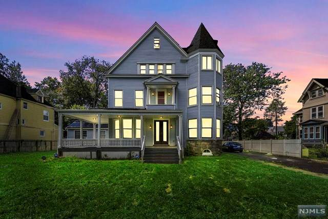 53 S Maple Avenue, East Orange, NJ 07018 (MLS #21036851) :: Team Braconi | Christie's International Real Estate | Northern New Jersey