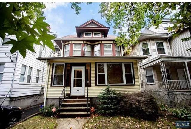 57 Weequahic Avenue, Newark, NJ 07112 (MLS #21037434) :: Team Braconi | Christie's International Real Estate | Northern New Jersey