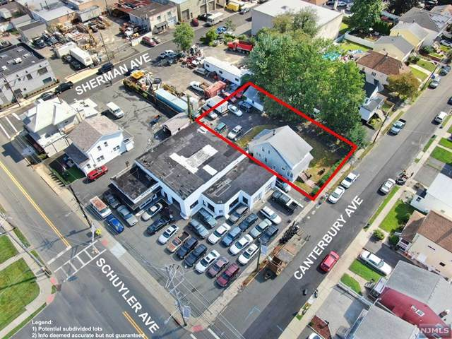 194 Canterbury Avenue, North Arlington, NJ 07031 (#21037838) :: NJJoe Group at Keller Williams Park Views Realty