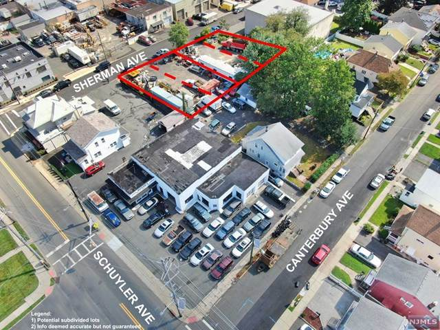 11 Sherman Avenue, North Arlington, NJ 07031 (#21037842) :: NJJoe Group at Keller Williams Park Views Realty
