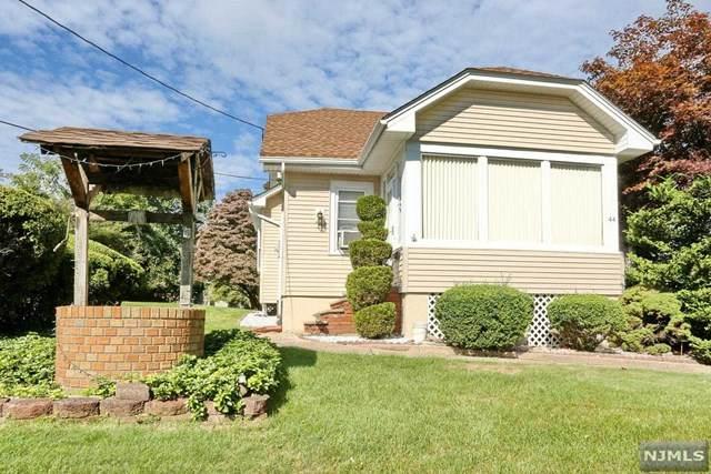 44 Chestnut Avenue, Park Ridge, NJ 07656 (#21037956) :: United Real Estate