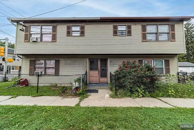 165 Florence Avenue, Irvington, NJ 07111 (MLS #21037958) :: The Sikora Group