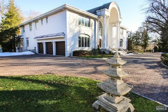 519 Eastgate Road, Ho-Ho-Kus, NJ 07423 (MLS #21038579) :: Team Braconi | Christie's International Real Estate | Northern New Jersey