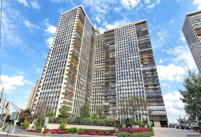 300 Winston Drive #2804, Cliffside Park, NJ 07010 (#21038685) :: United Real Estate