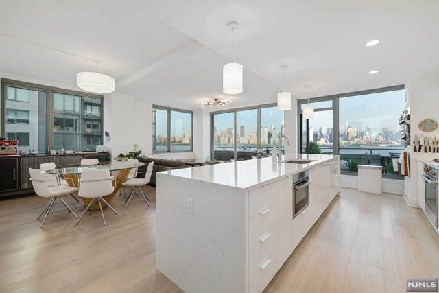 9 Ave At Port Imperial #717, West New York, NJ 07093 (#21038913) :: United Real Estate