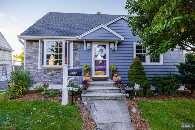 166 Mount Pleasant Avenue, Wallington, NJ 07057 (MLS #21039137) :: Team Braconi | Christie's International Real Estate | Northern New Jersey