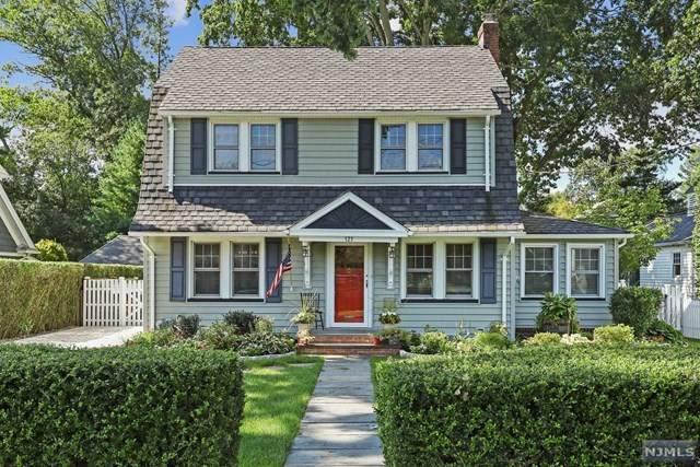 121 Washington Avenue, Morristown Town, NJ 07960 (MLS #21039537) :: Corcoran Baer & McIntosh