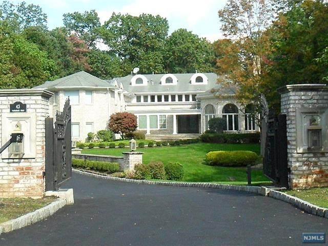 43 Tamarack Road, Alpine, NJ 07620 (MLS #21039703) :: Corcoran Baer & McIntosh