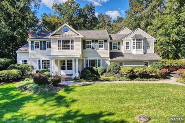 126 Hampshire Hill Road, Upper Saddle River, NJ 07458 (MLS #21039882) :: Team Braconi | Christie's International Real Estate | Northern New Jersey