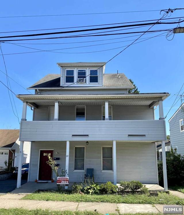 22 Kossuth Street, Haledon, NJ 07508 (MLS #21040224) :: Team Braconi   Christie's International Real Estate   Northern New Jersey