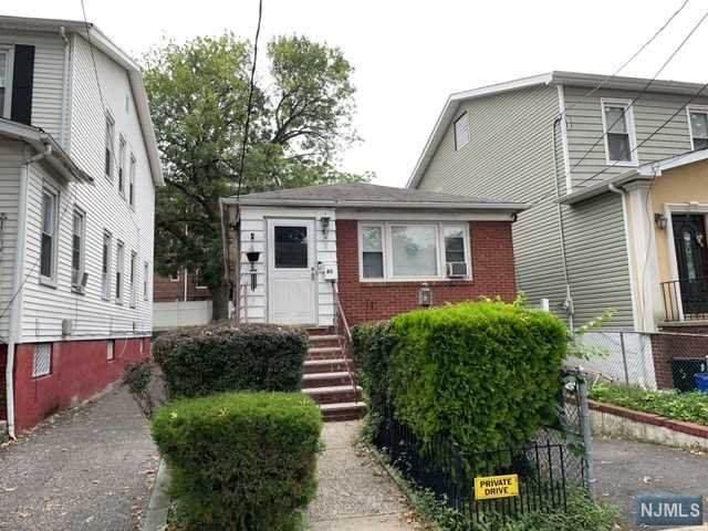 60 Rutgers Street, Irvington, NJ 07111 (MLS #21040411) :: Team Braconi | Christie's International Real Estate | Northern New Jersey