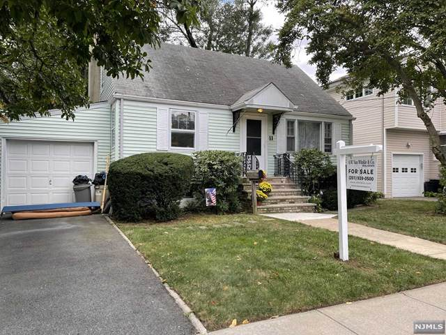 11 Myron Street, Clifton, NJ 07014 (MLS #21041002) :: Team Braconi | Christie's International Real Estate | Northern New Jersey