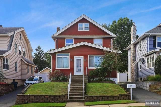 55 Cedar Street, Nutley, NJ 07110 (MLS #21041094) :: Kiliszek Real Estate Experts