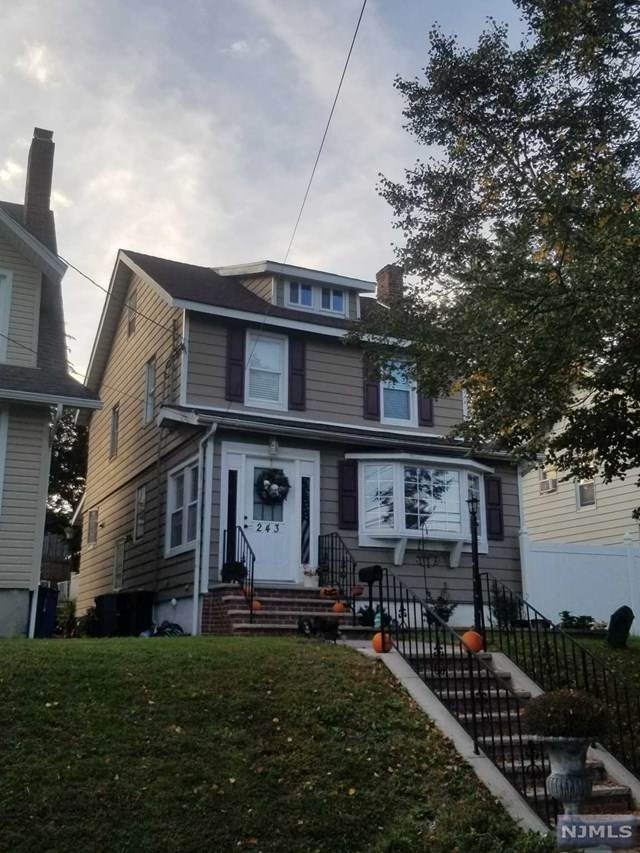 243 New Street, Belleville, NJ 07109 (MLS #21041511) :: The Sikora Group