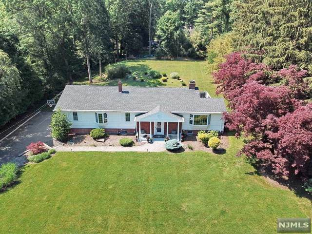 16 Echo Ridge Road, Upper Saddle River, NJ 07458 (MLS #21041573) :: Team Braconi | Christie's International Real Estate | Northern New Jersey