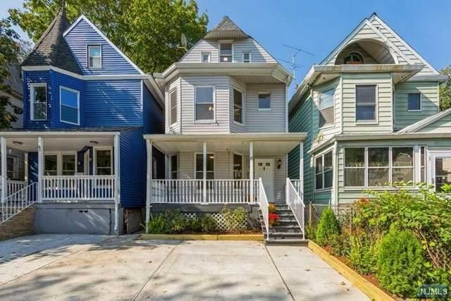93 N 16th Street, East Orange, NJ 07017 (#21041691) :: NJJoe Group at Keller Williams Park Views Realty